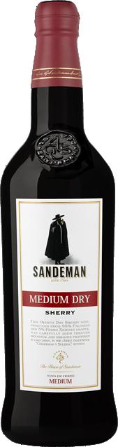 Sandeman Sherry