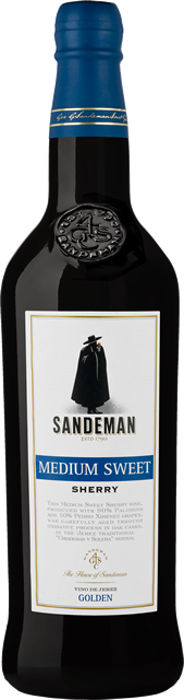 Sandeman Sherry Medium Sweet