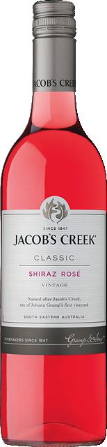 Jacob's Creek Shiraz Rose