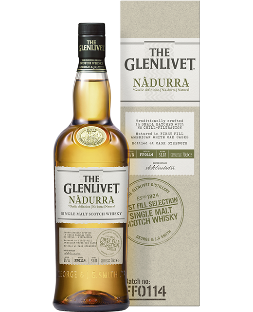 The Glenlivet Nadurra First Selection