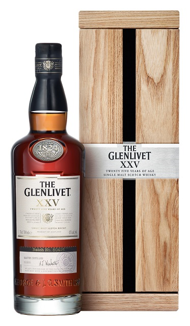The Glenlivet 25yo