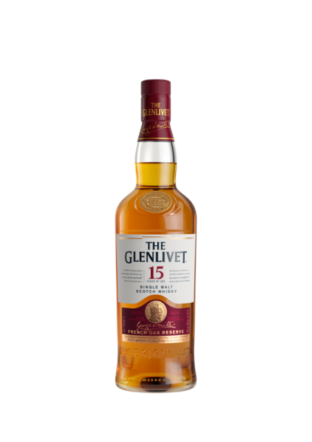 The Glenlivet 15yo
