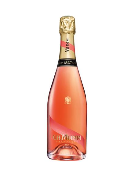 G.H. Mumm Le Rosé