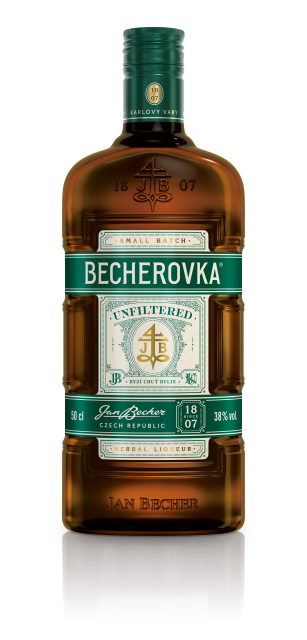 Becherovka Unfiltered