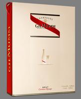 G.H. Mumm Cordon Rouge 0,75L 2 skleničky