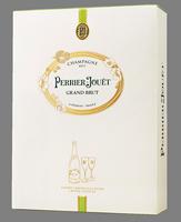 Perrier-Jouët Grand Brut 0,75L 2 skleničky