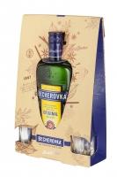 Becherovka Original 0,7L 1 sklenička