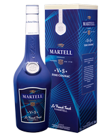 Martell V.S. 0,7L French Touch UV light LE