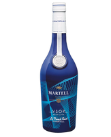 Martell V.S.O.P Medaillon 0,7L French Touch UV light LE