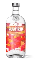 Absolut Ruby Red 0,7L