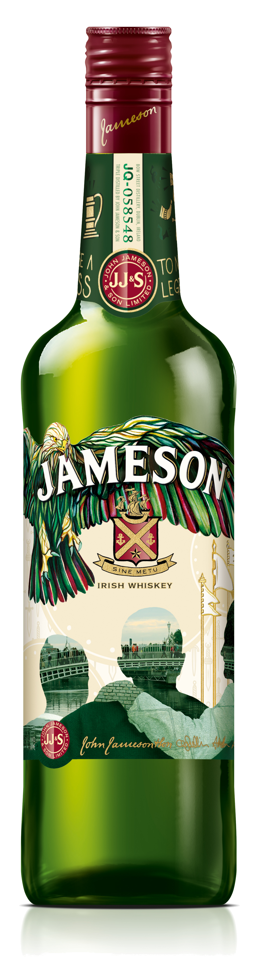 Jameson 1L Limit. ed. Patrick