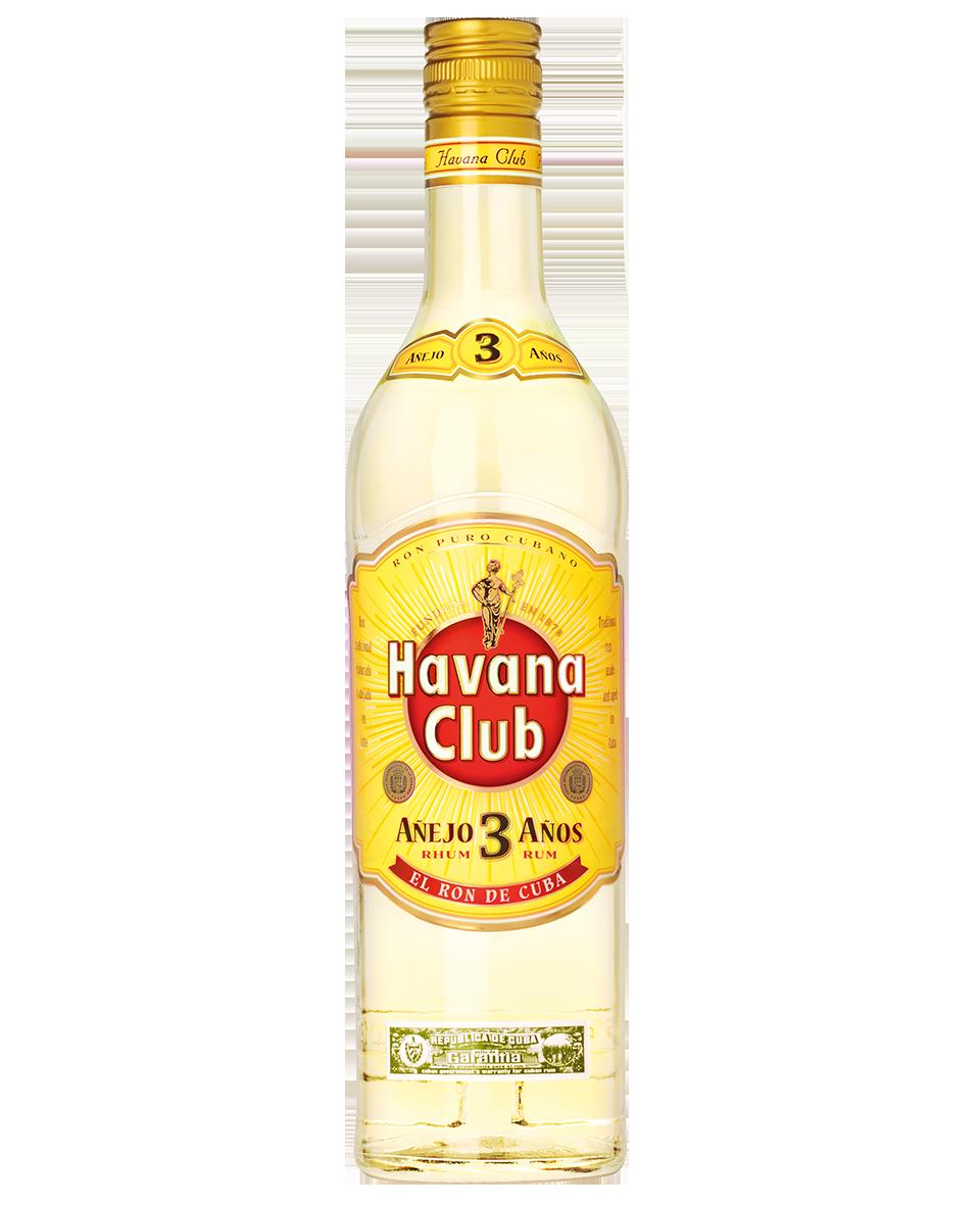 Havana Club Anejo 3 Anos 0,7L