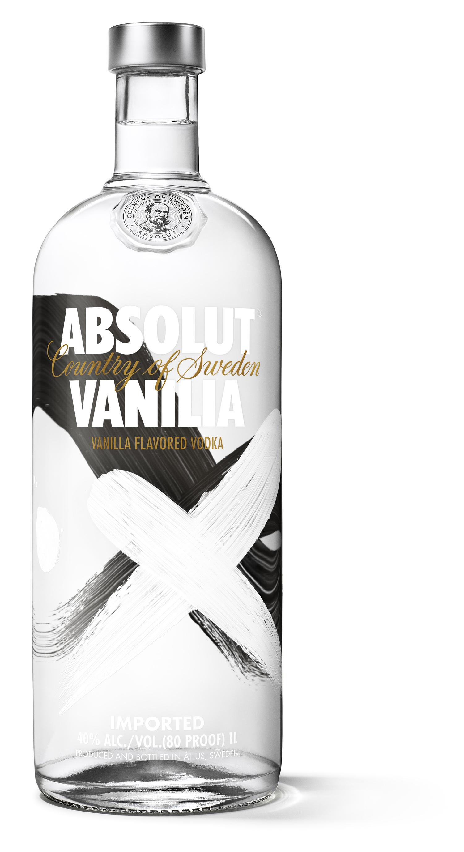 absolut vodka vanilj drinkar